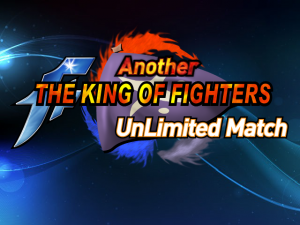 Another THE KING OF FIGHTERS Umlimited Match